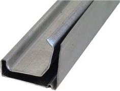 Профиль фланцевый (шинорейка) S-20, 2,5м