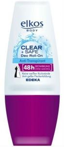 Дезодорант роликовый ELKOS CLEAR&SAFE, 50 мл