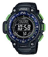 Мужские часы CASIO PRO TREK SGW-1000-2BER оригинал