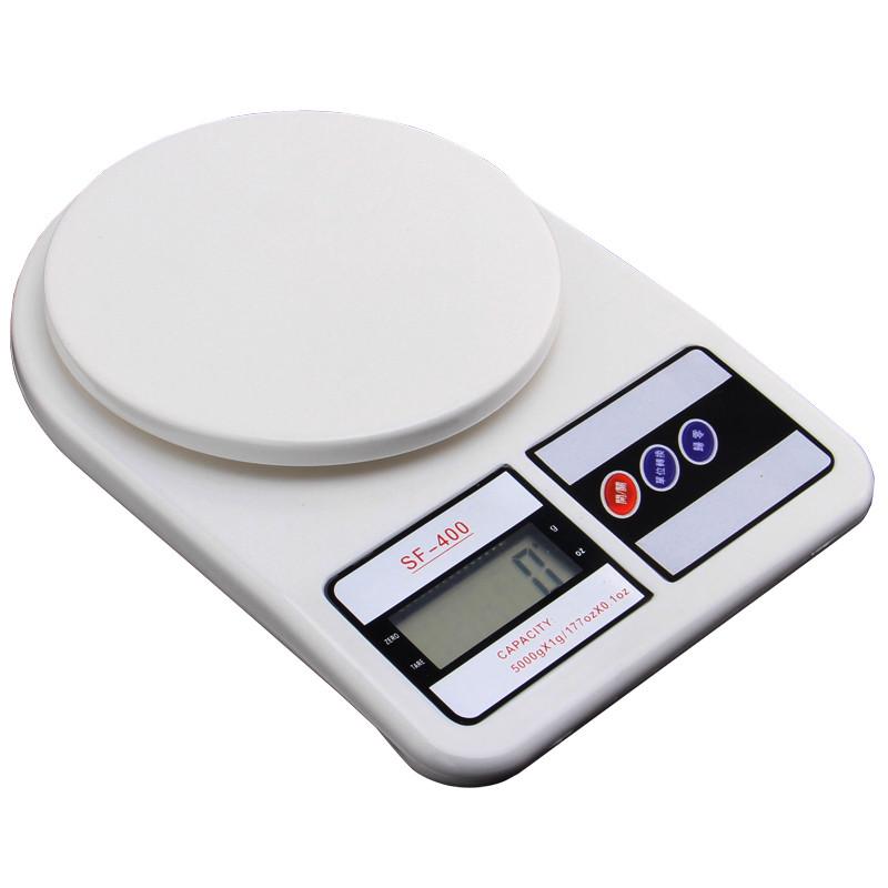 """Весы высокоточные, сенсорная LCD панель """"ELITE Lux"""" SF-400"""