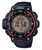 Мужские часы CASIO PRO TREK SGW-1000B-4AER оригинал