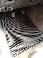 Volkswagen Passat B7 2012-2015 гг. Полиуретановые коврики (EVA, черные)