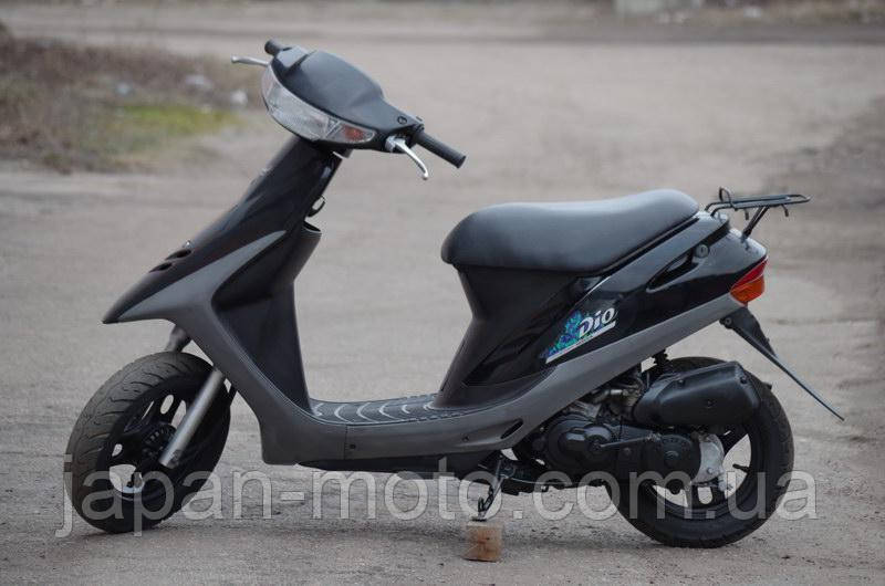 Мопед Хонда Дио 27 (чёрный цвет)