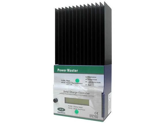 Контролер заряду акумуляторних батарей для сонячних модулів PM-SCC-60AP, фото 2