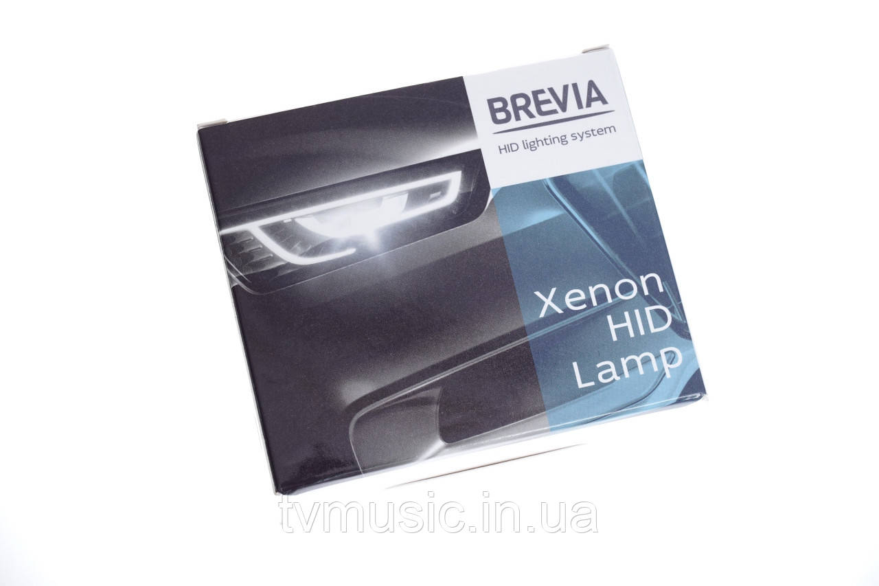 Ксеноновые лампы Brevia D1S 4300K (85114)