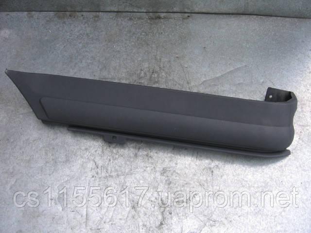 Верхняя левая накладка заднего бампера BSG 30-920-004 новая на Ford Transit 2000-2006 год