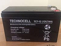 Аккумуляторная батарея аккумулятор TC 12В 7,0Ач (7Ач)