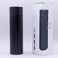 Термос стальной 450ml FI-313 (сталь, цвета в ассортименте)