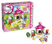 Конструктор Hello Kitty Домик c фигурками BIG
