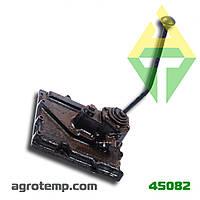 Крышка КПП с рычагом МТЗ-80 70-1702010