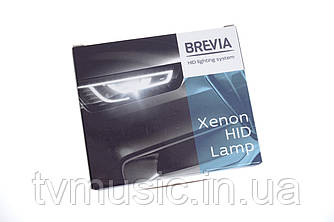 Ксеноновые лампы Brevia D1S 5000K (85115c)