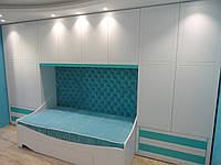 Откидная кровать в детскую комнату