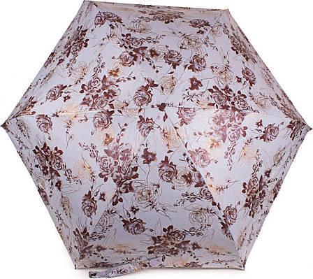 Комфортный женский зонт ZEST( ЗЕСТ) Z25562-2 (облегченный, Антиветер)