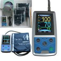 Многофункциональный монитор пациента - Холтер PM50, AD, Puls, SpO2., CONTEC