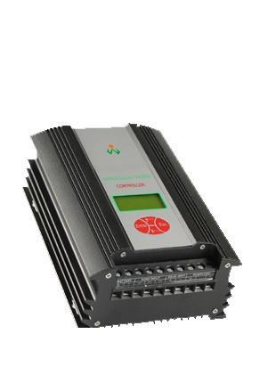 Гібридний контролер (вітер + сонце) WWS0412