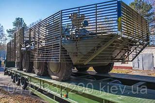 Перевезення військової, інженерної техніки