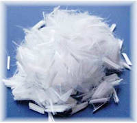 Фиброволокно армирующее 12 мм  (0,6 кг)
