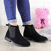 Ботиночки женские черные Vickie 1435