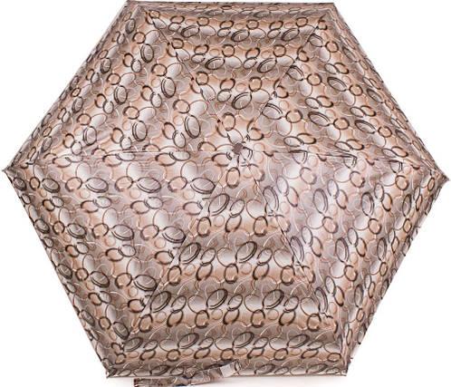Удобный женский зонт ZEST( ЗЕСТ) Z25562-3 (облегченный, Антиветер)