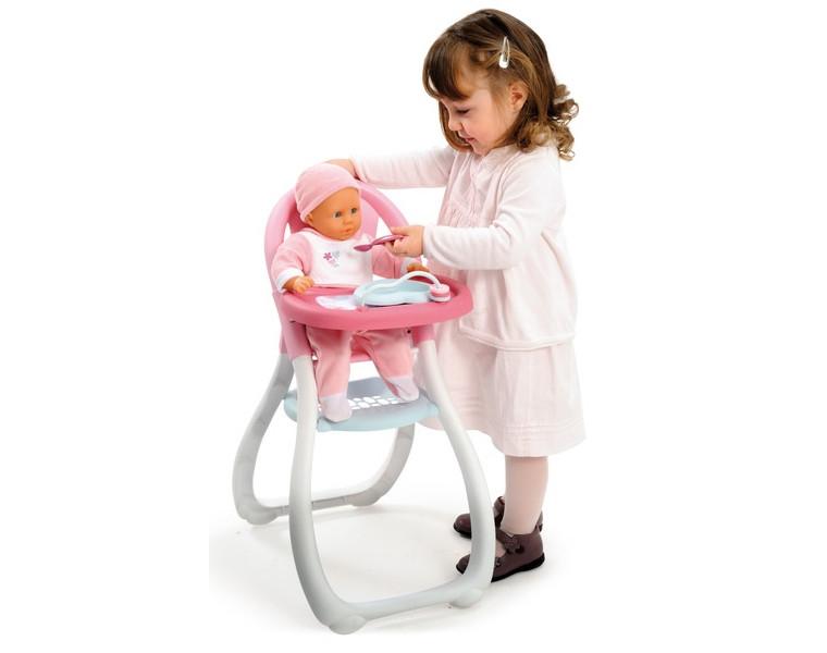 Стульчик для кормления пупса Baby Nurse Smoby