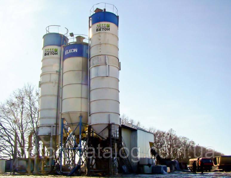 Завод пром бетон с бетон в частях