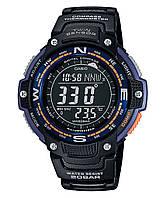 Мужские часы CASIO PRO TREK SGW-100-2BER оригинал