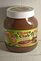 Шоколадная паста CHOCO CLUB Cocoa Cream with Hazelnuts 750г. Германия