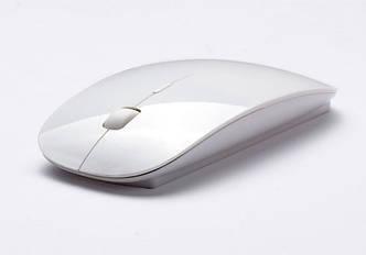 Беспроводная компьютерная мышь Apple белая