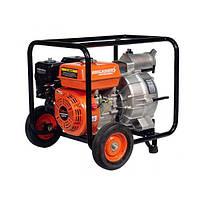 Бензиновая мотопомпа для грязной воды Brigadier Professional WP-3TG (840 л/мин)