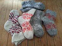 Теплые шерстяные носки  детские ангора