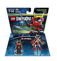 LEGO Dimensions Ninjago Nya Fun Pack