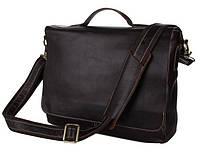 Стильная мужская сумка на плече 7108Q, фото 1