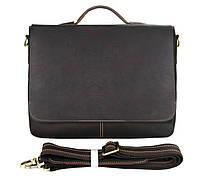 Мужская стильная сумка 7108Q-1, фото 1