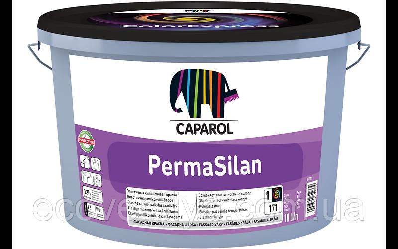 PermaSilan - фасадная краска с силиконом для заполнения трещин