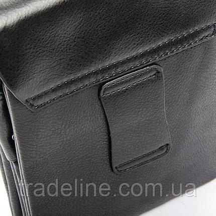 Сумка Мужская Планшет иск-кожа DR. BOND GL 304-0 black, фото 2