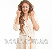 Бамбуковый халат Boncasa Hoody