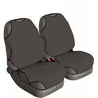 Майки універсал Beltex Cotton графіт,к-т 2шт.на передні сидіння без підголовників