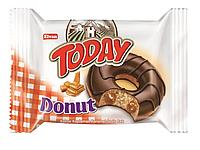 Пончик TODAY DONUT Карамель 50г