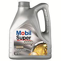 Моторное масло MOBIL 5W40 -4 Super3000
