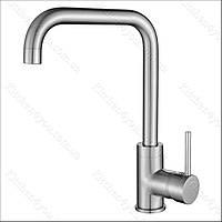 Кухонный смеситель AquaSanita Mirrus 5063.002 сатин