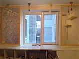Кроватка для детской комнаты белая, фото 3