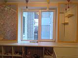 Кроватка для детской комнаты белая, фото 4
