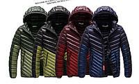 Мужской пуховик Nike, разные цвета  МК-253-О