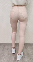 Цветные джинсы женские розовые Arox 11.5, фото 3
