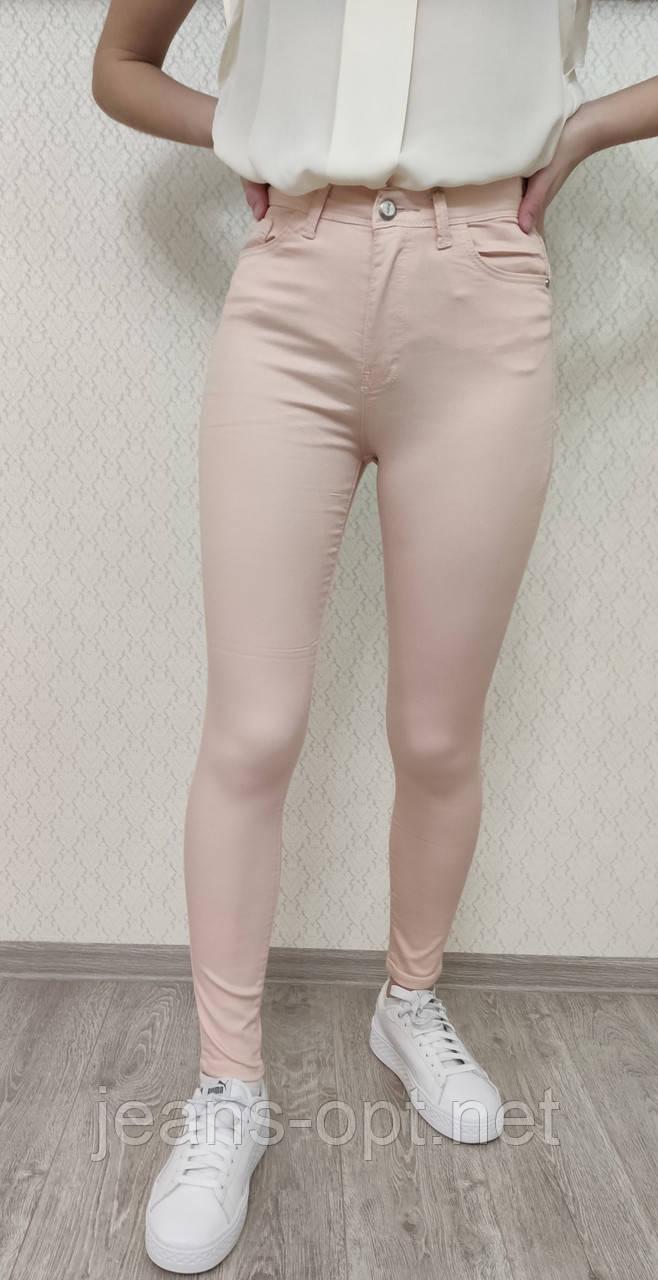 Цветные джинсы женские розовые Arox 11.5