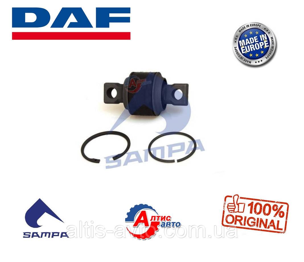 Сайлентблок ремкомплекта реактивной тяги DAF 95 xf, ati , 75CF, 85, 65 подвески 0691709 (85х130х21)