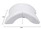 Подушка туннель с памятью Memory Foam Pillow, фото 2