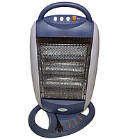 Інфрачервоний обігрівач Heater WX 7744 Halogen Wimpex дуйка 1200W
