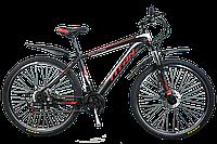 """Велосипед подростковый Titan Evolution 24"""" стальная рама"""