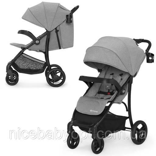 Прогулянкова коляска Kinderkraft Cruiser Grey